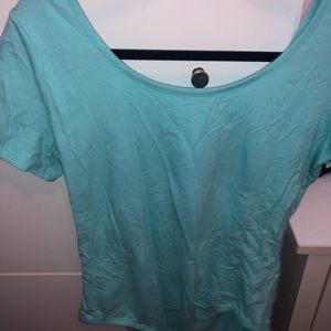 Forever 21 blue body suit (2X)
